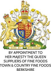 Town & Country Fine Foods Royal warrant